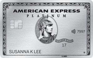 AMEX Platinum 信用卡