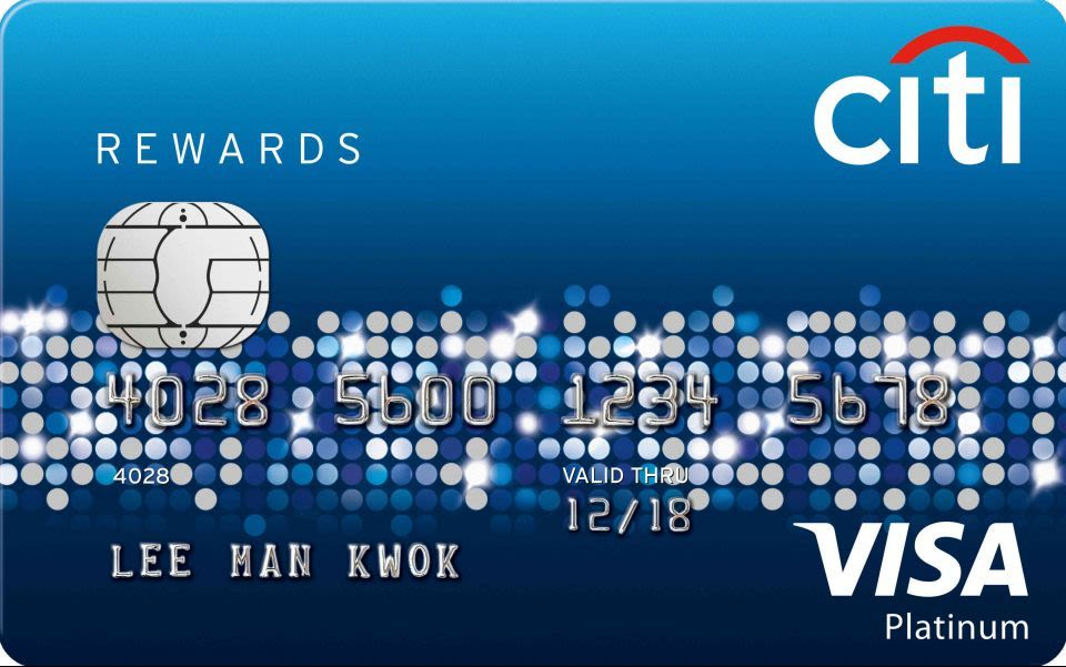 Citi Rewards VISA