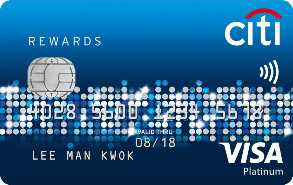 Citi Rewards VISA