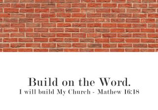 Build on the Word