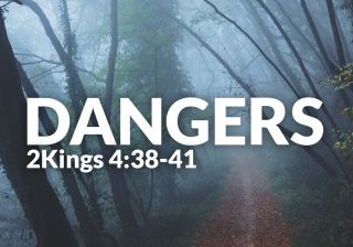 The danger of legalism