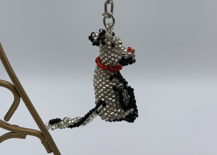 picture of Dog Keychain