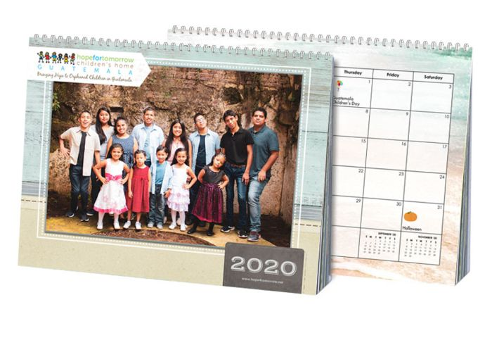 picture of Hope Calendar 2021