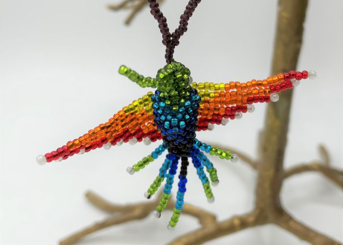 picture of Hummingbird Ornament