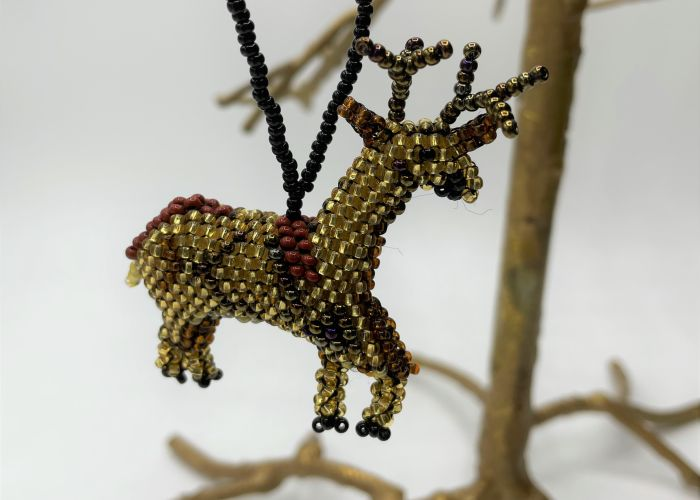 picture of Reindeer Ornament
