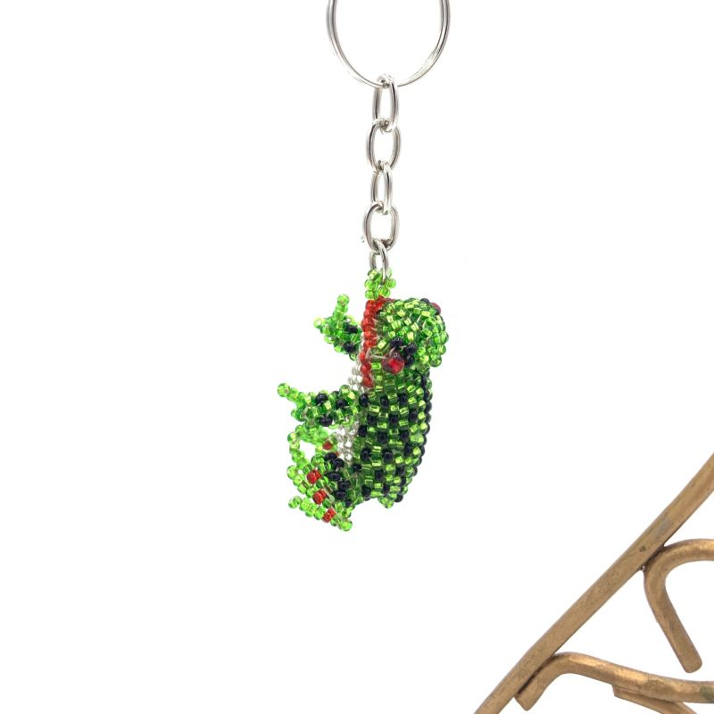 picture of Frog Keychain