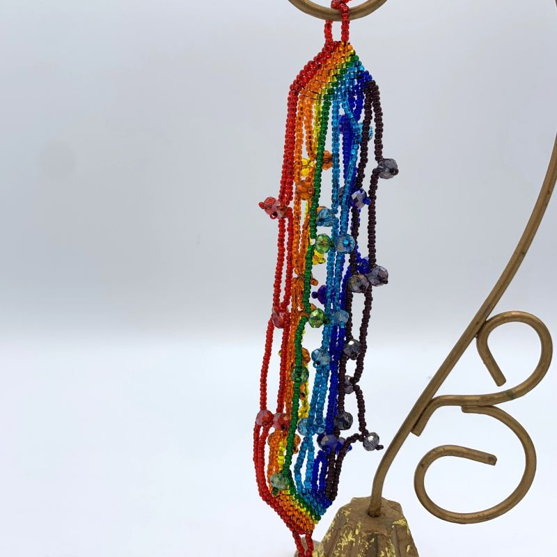 picture of Rainbow Colored Bracelet