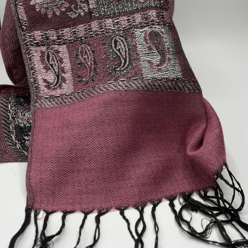 picture of Pink Pashmina Scarf