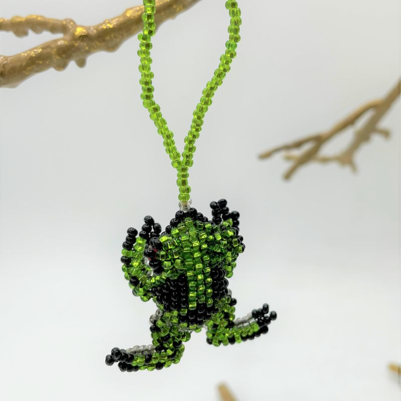picture of Frog Ornament