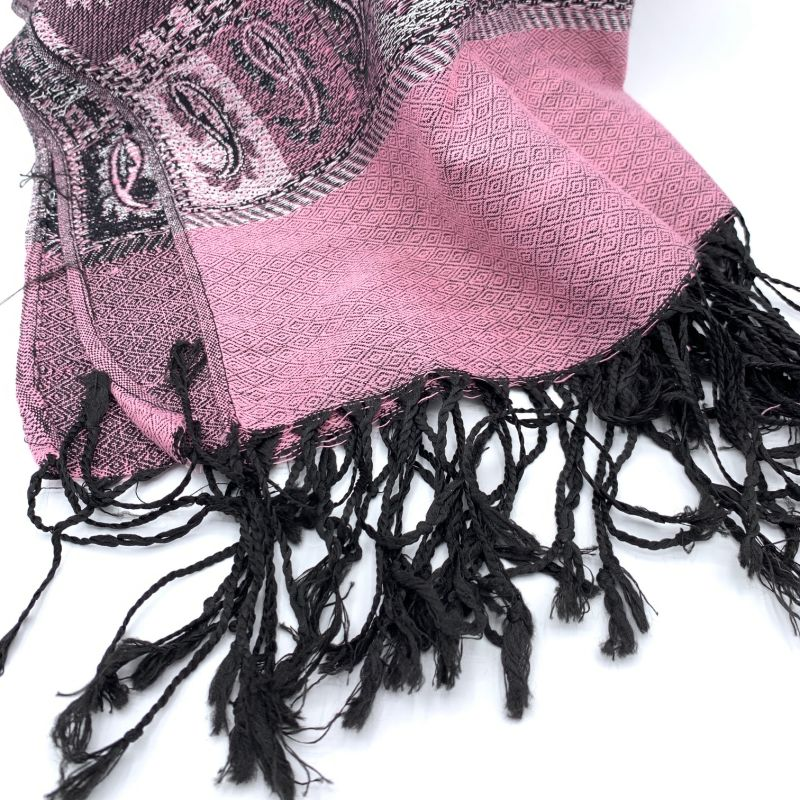 picture of Light Pink Pashmina Scarf