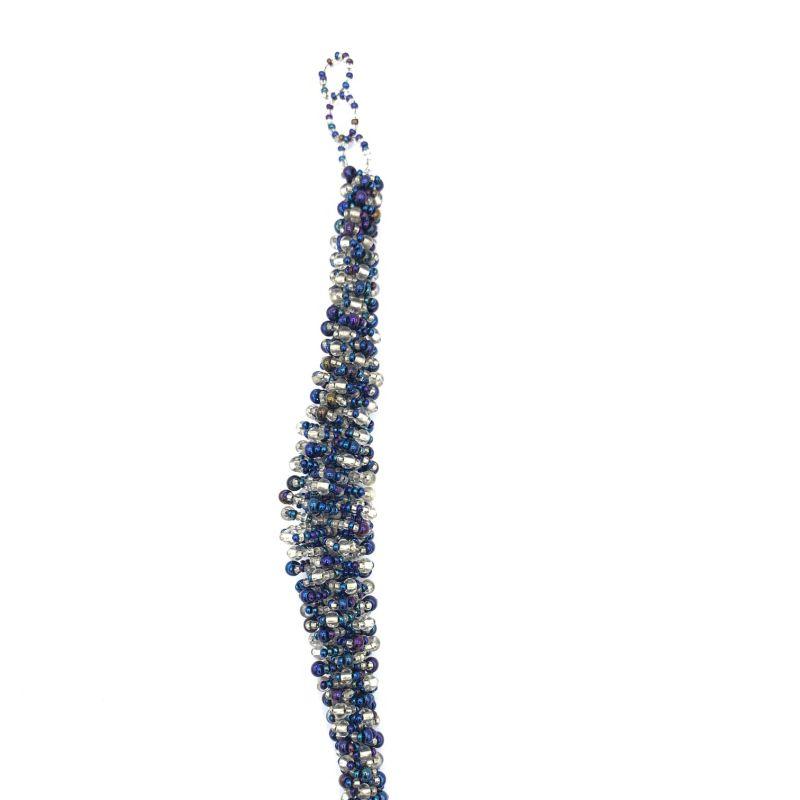 picture of Blue Beaded Bracelet