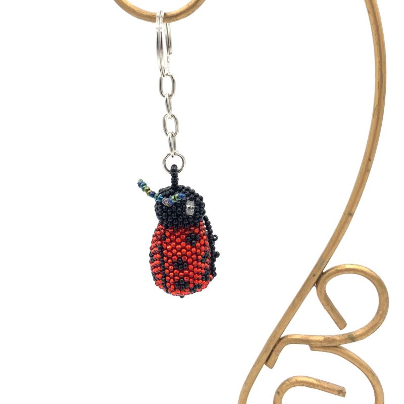 picture of Ladybug Keychain