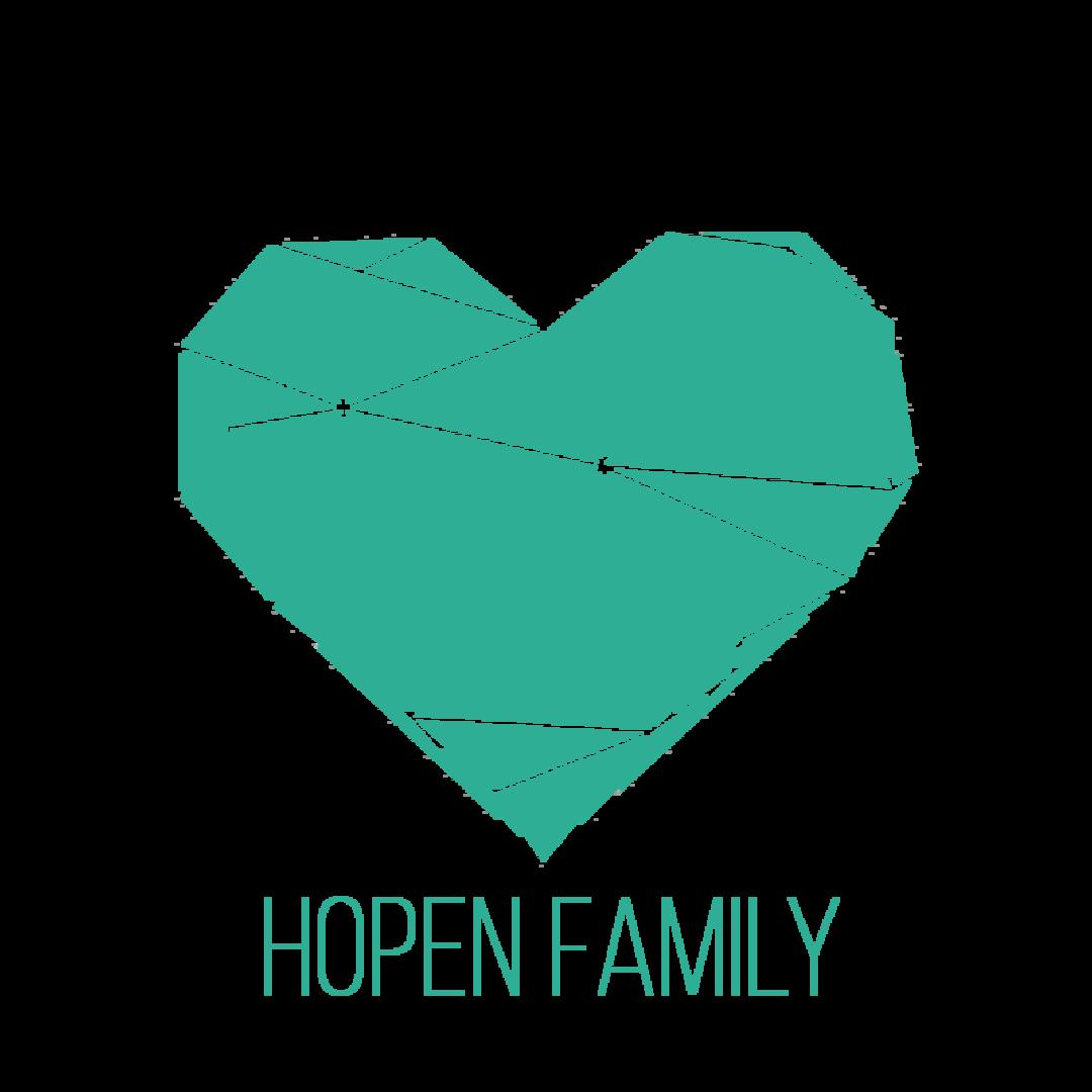 Logo hopen family vhsui8