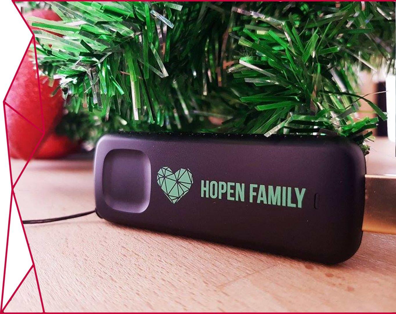 Hopenfamily wifi um6vek