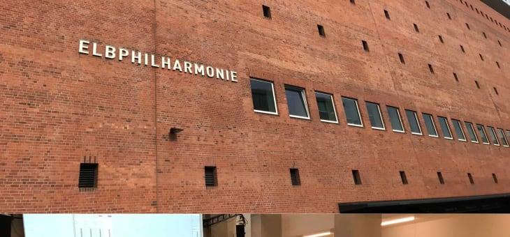 Workshop in der beeindruckenden Elbphilharmonie Hamburg