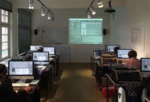 Unterrichtsraum - hier wird gelernt