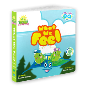what we feel board book for toddlers and children