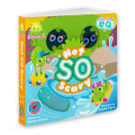 Not SO Scary Board Book for toddlers and children