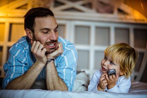 talking to toddlers speaking toddlerese