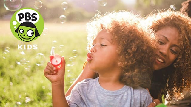 PBS kids bubble blowing 5 components of emotional intelligence