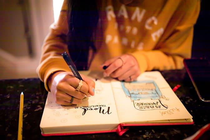 emotional intelligence routines mood journaling
