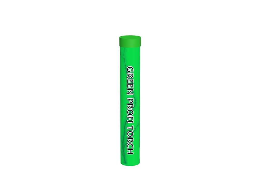 Profi torch groen