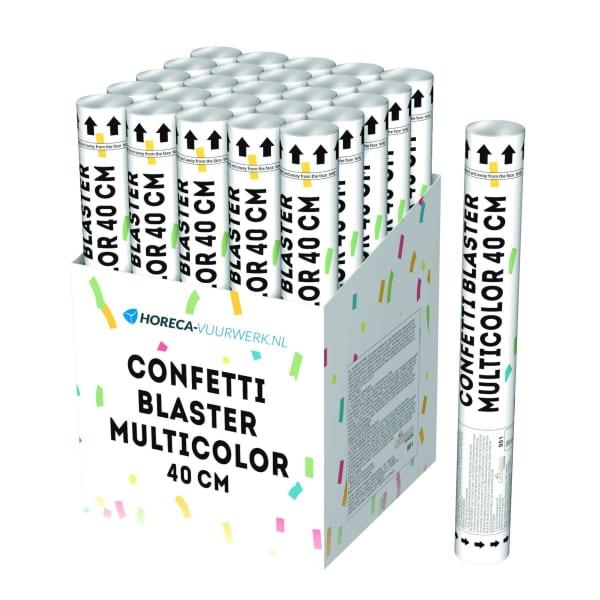 Confetti blaster multicolor