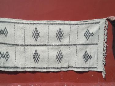 Hanbal  Black, White Morocco