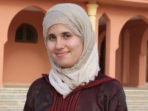 Fatima Nouaman from Zzzzzz, Morocco