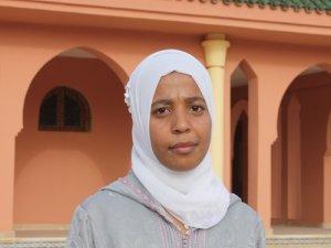 Malika Azzani from Zzzzzz, Morocco