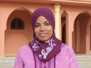 Rachida Ousbigh from Zzzzzz, Morocco