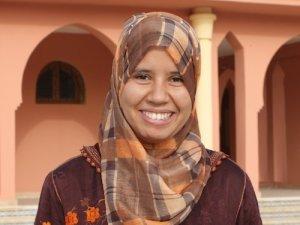 Hafida from Zzzzzz, Morocco
