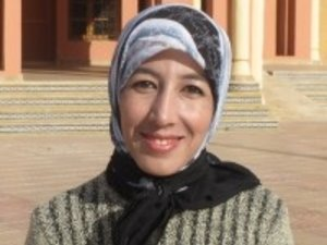 Latifa Ouldae from Zzzzzz, Morocco