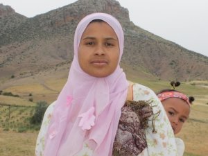 Hanan Sadaoui from Souq El Hed, Morocco