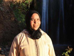 Hachmia Addouiri from Ain Leuh, Morocco