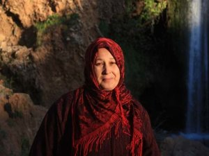Fatima Abraou from Ain Leuh, Morocco