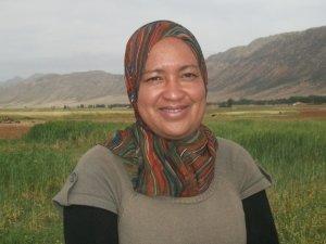 Khadija Rabane from Ait Hamza, Morocco