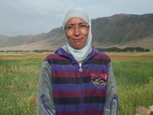 Fatima Oulfde from Ait Hamza, Morocco
