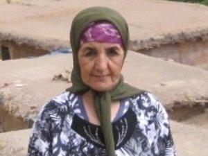 Fatima Adoudi  from Imelghas, Morocco