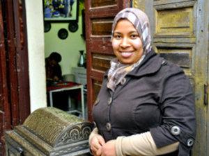 Safaa Essaidi from Meknes, Morocco