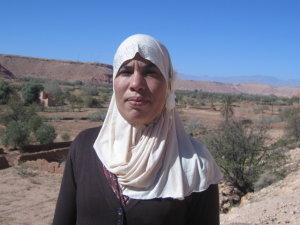 Zahra Amzil  from Ouarzazate, Morocco