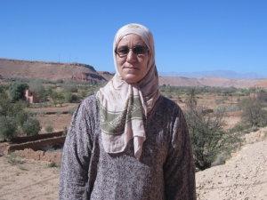 Mina Joud from Ouarzazate, Morocco