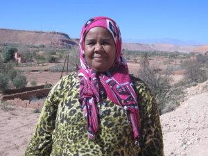 Biya Lhid from Ouarzazate, Morocco