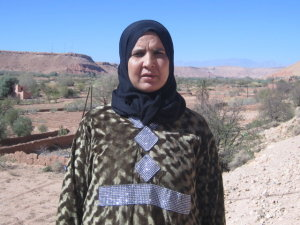 Fatima Ait Ihya from Ouarzazate, Morocco