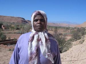 Rabiaa Timali from Ouarzazate, Morocco