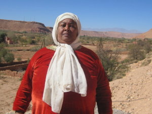 Kabira Ihid from Ouarzazate, Morocco