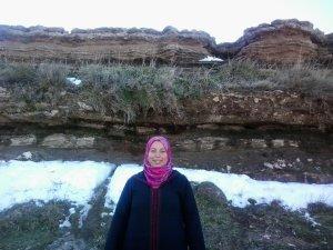 Fatima Khaali from Timahdit, Morocco