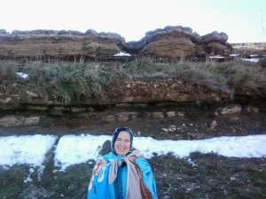Zahra Nabil from Timahdit, Morocco