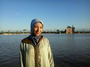 Fatima  Zahra Ait Barka from  Marrakech, Morocco