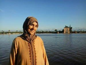 Khadija Lahchich from  Marrakech, Morocco